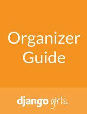 [英文] Django Girls Organizer's Manual