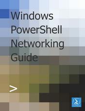 [英文] powershell networking guide