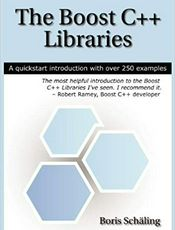 The Boost C++ Libraries